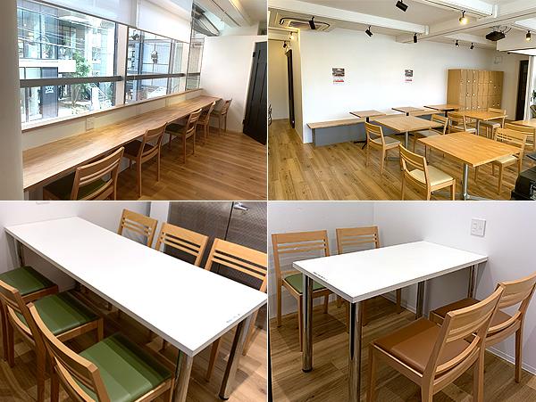 コワーキングスペース i-office吉祥寺