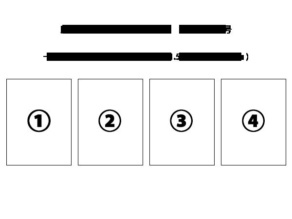 レンタルギャラリー「壁面」番号