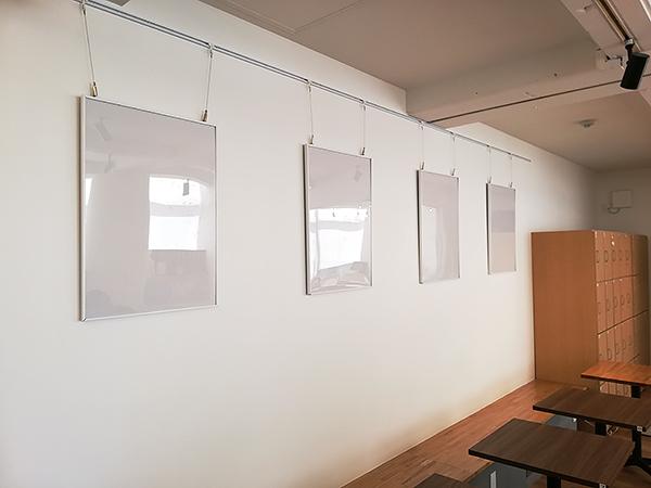 レンタルギャラリー「壁面」